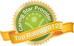 Evergreen Chalet Reviews & Ratings: 2012 Caring Star Provider